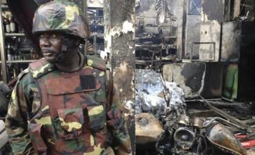Explotó una Estación de Servicio en Ghana 73 muertos