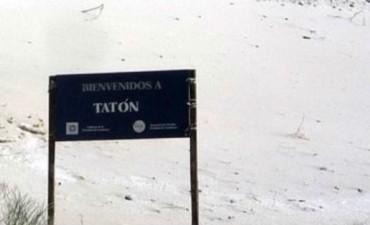 Suicidio en Tatón