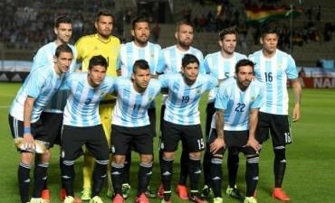 Argentina sin piedad goleó a Bolivia en San Juan