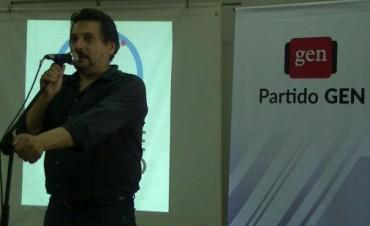 Alfredo Gómez  El presidente del GEN Catamarca Habló sobre las PASO