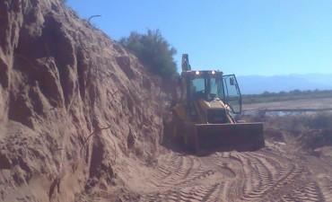 Vecinos de Tinogasta agradecen a Vialidad Nacional por obras comunitarias