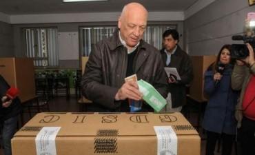 Bonfatti se impuso en la categoría diputados con el 40% de los votos