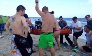Ataque de tiburón en EEUU: Dos adolescentes Desmembrados
