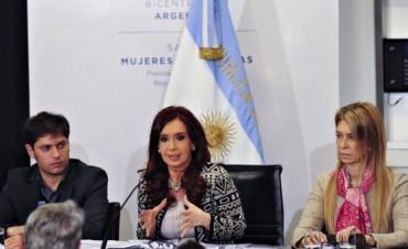 Las Asignaciones Suben un 30% Lo anuncio CFK por Cadena Nacional