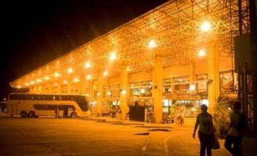 Jalil y Soria quieren Trasladar La Terminal de Ómnibus a Valle Viejo