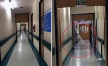 El fantasma de una niña causa terror en un hospital