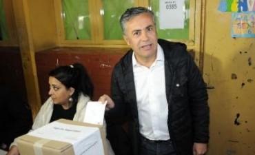 El Frente Cambia Mendoza se impone en las elecciones provinciales