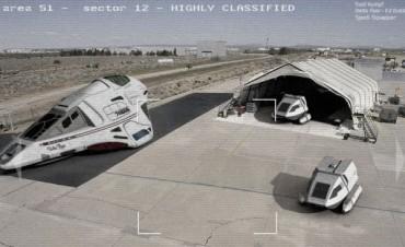 No es Ficción La NASA confirmó que el Área 51 sí existe
