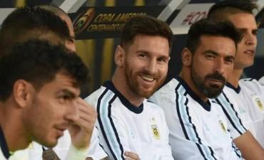 Messi terminó sonriendo y Martino lo imagina contra Panamá