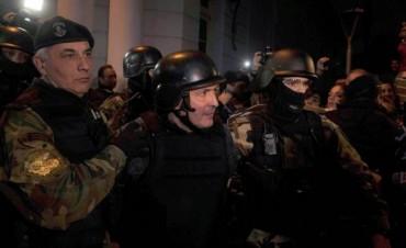 El juez Rafecas dispuso la detencion de Lopez y pidio que sea trasladado a declarar el jueves en Comodoro Py