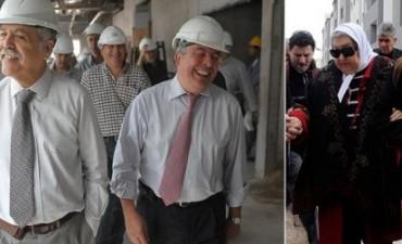 Citan a indagatoria a De Vido, López y Bonafini por un faltante de más de $200 millones