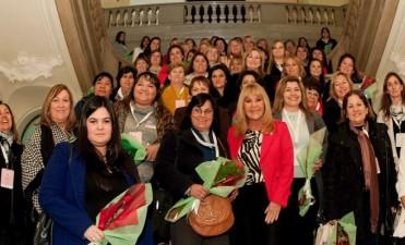 La Nación reunió a mujeres intendentes de todo el país
