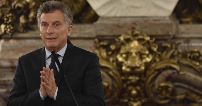Macri se refirió a la tragedia de San Rafael