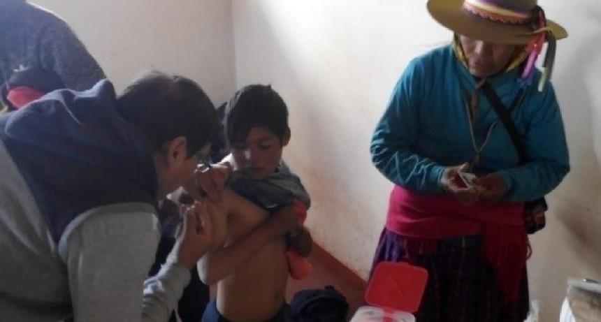 Atención sanitaria integral en pueblos originarios de Belén