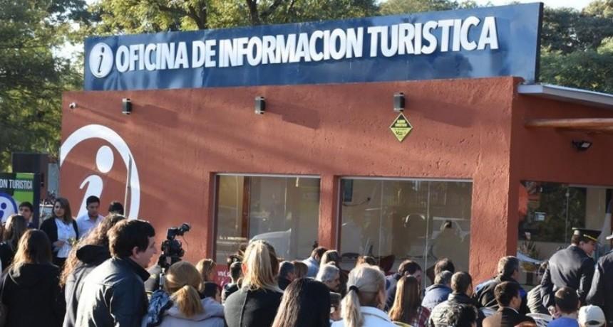 Valle Viejo habilitó su oficina de Turismo
