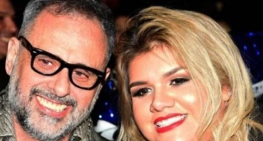 Natacha Jaitt publicó un fuerte audio de Jorge Rial contra Loly Antoniale