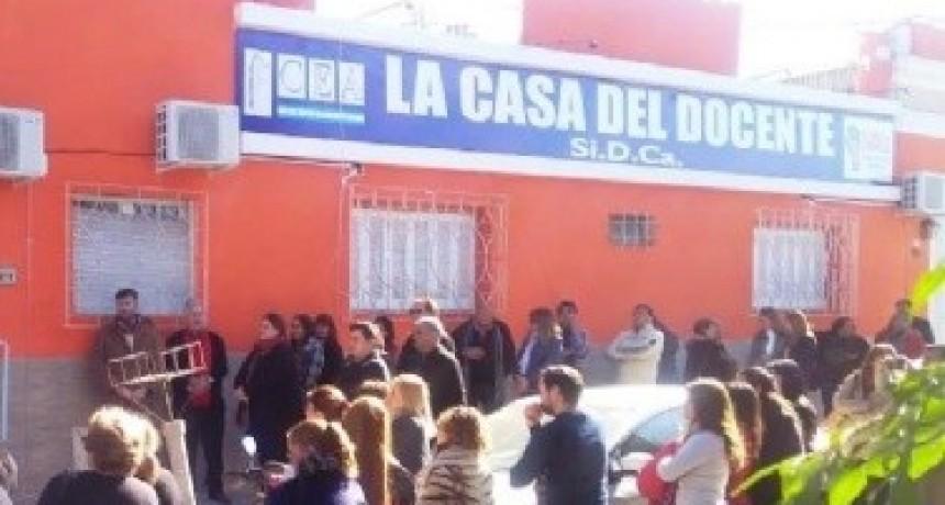 Sidca inauguró albergue para docentes del interior