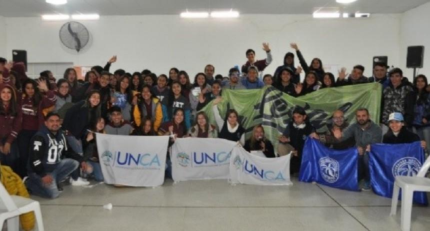 Más de 400 chicos en la UNCA+Cerca Tinogasta