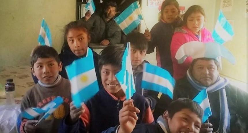 Festejo ARGENTINO en altas montañas Catamarqueñas