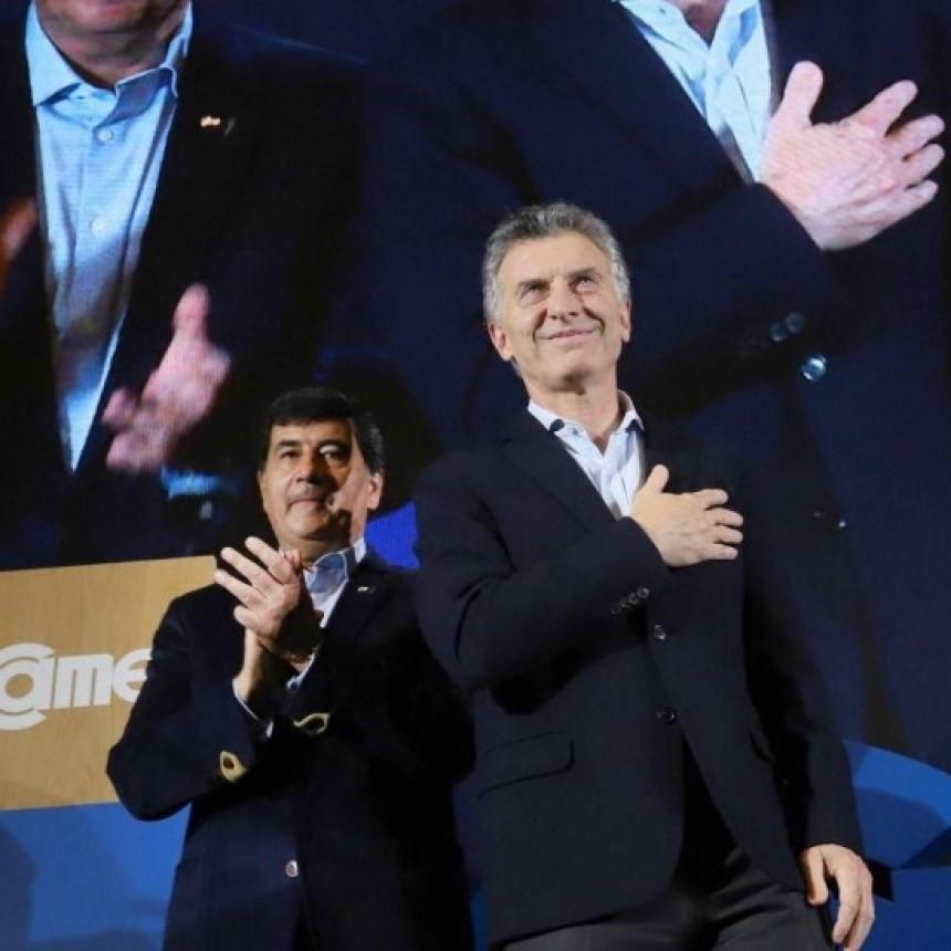 Macri prometió a empresarios una