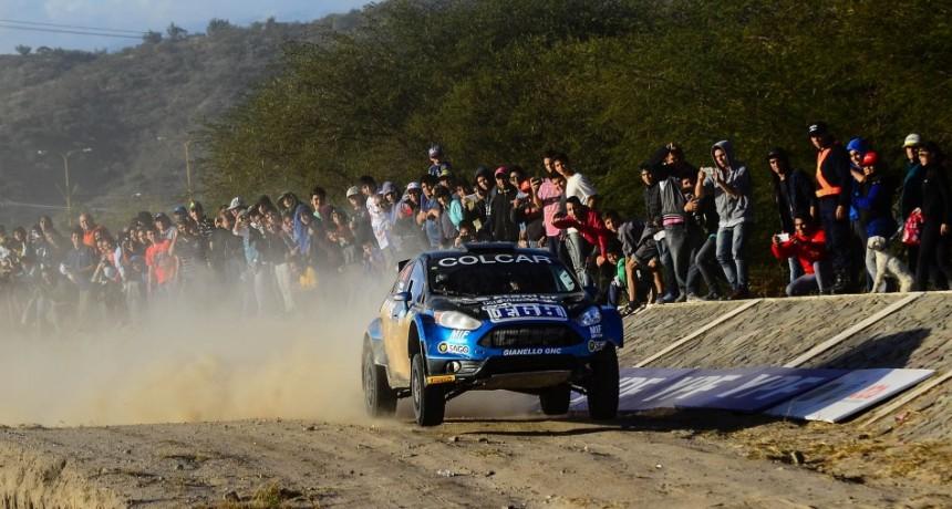 """Caminos confirmados para el """"Rally del Poncho"""""""