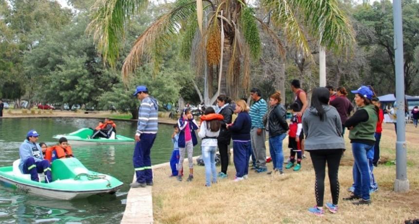 Vuelven las actividades recreativas 'Todos al parque'