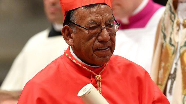 América latina tiene a su primer cardenal indígena