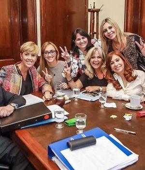 Cristina y el bloque del FPV-PJ apoyará el aborto legal
