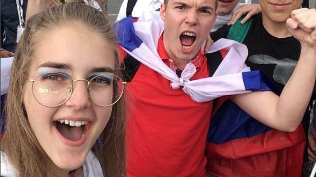 Habló la chica rusa burlada por el argentino