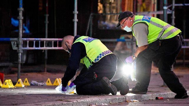 Masacre contra suecos que festejaban triunfo del Mundial