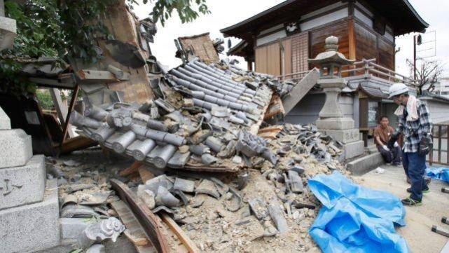 Terremoto sacudió Japón: 3 muertos, más de 300 heridos y destrozos