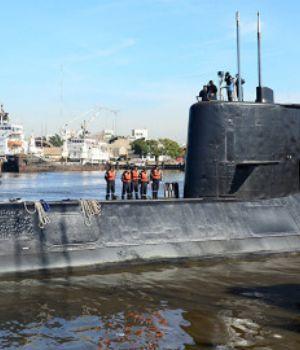 Tras un mes de inactividad, un buque vuelve a buscar al Ara San Juan