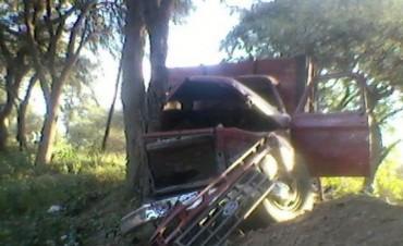 Accidente en ruta provincial Nº 1 dejo como saldo seis heridos