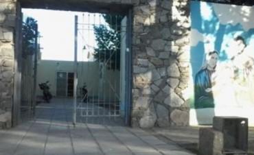 Incidentes en el Centro Juvenil Santa Rosa