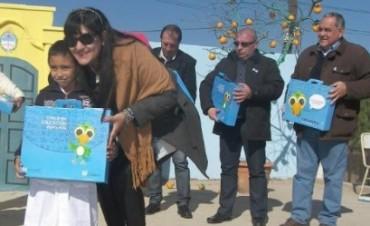"""El libro """"La Catita"""" llegó a La Paz"""