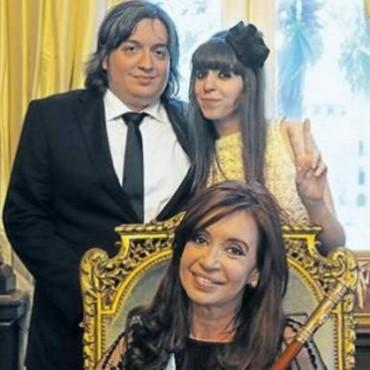 Podrían indagar a Cristina, Máximo y Florencia
