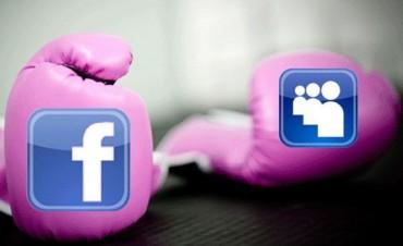 Ambas peleaban por Facebook por un novio, una termino herida de un Puntazo