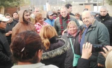 Brizuela del Moral: Se olvidaron del asentamiento La Esperanza