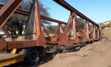 Colocaran puente de Hierro en Huaycama