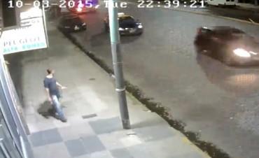Buscan a un presunto violador en la zona de Chacarita