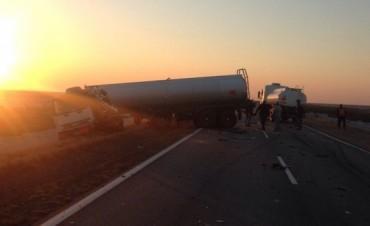 Fatal accidente en la ruta Nº 60