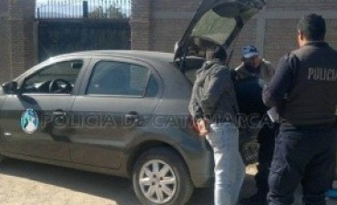 Secuestran droga y elementos robados en FME