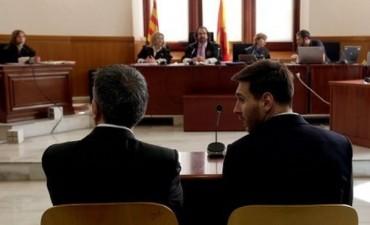 Lionel Messi y su padre, condenados a 21 meses de prisión por fraude fiscal
