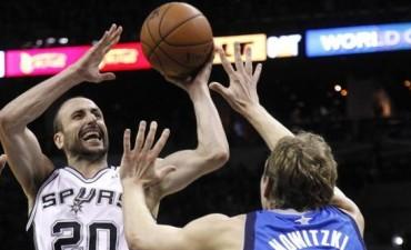 Manu Ginóbili reveló en qué equipo de la NBA jugará