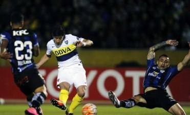 Boca perdió en Quito con Independiente del Valle y definirá la serie como local