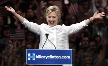 La Convención Demócrata proclamó a Hillary Clinton candidata presidencial