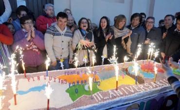 147° aniversario de la creación del departamento Fray Mamerto Esquiú