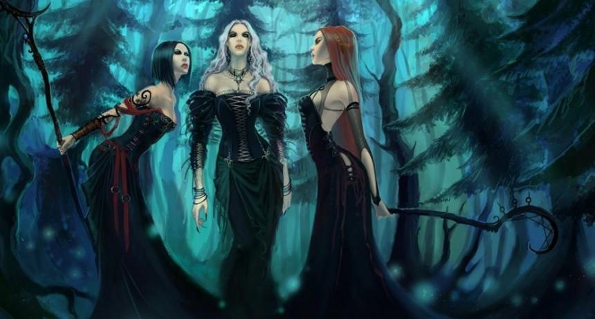 Solo PARA ELLAS:¿Qué tipo de bruja sos según tu signo?