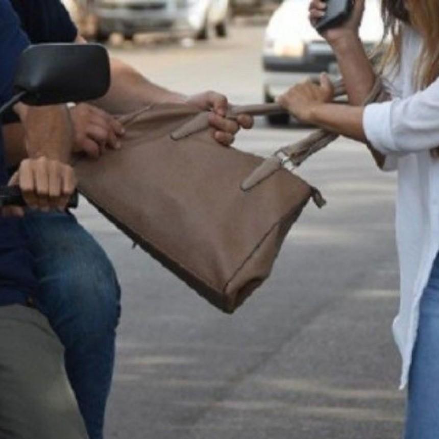Sin respuestas: Los arrebatos callejeros en la ciudad Capital en alza