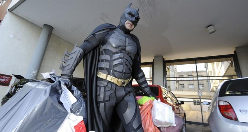 Batman, más solidario que nunca